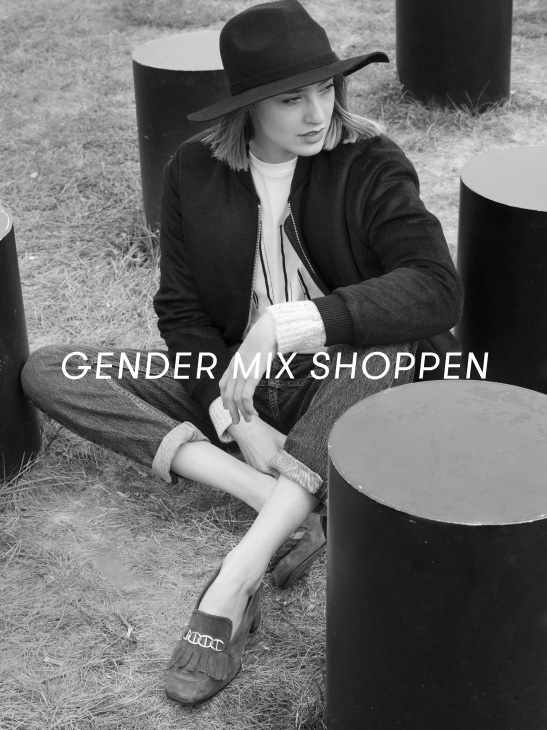 Gender Mix - Edgy Unisex-Styles