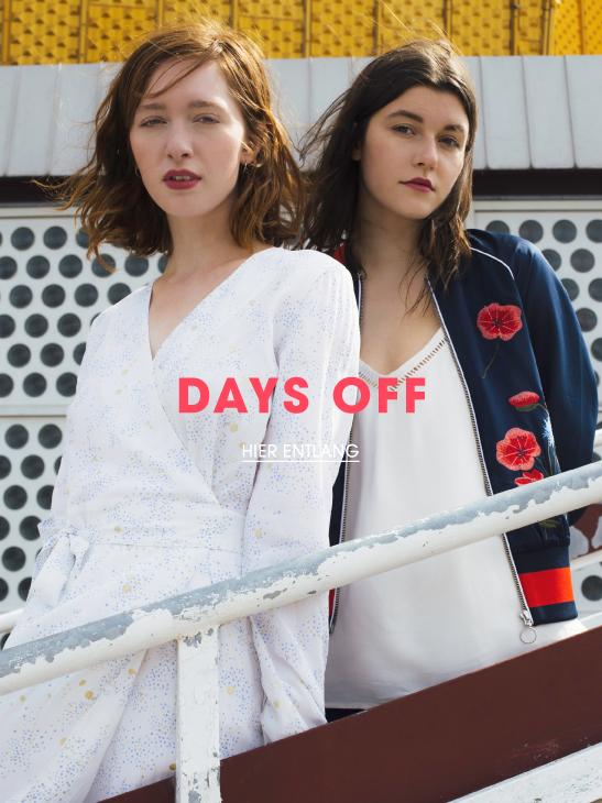 Days Off - Styles für ein paar Tage Auszeit