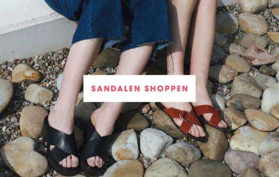 Sandalen Shop - Neue Styles für SS 2017