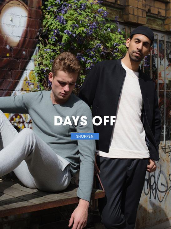 Days off- Lässige Styles für ein paar Tage Auszeit