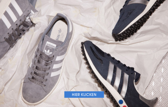 Sneaker Shop - Sneaker von Adidas, Nike & Reebok