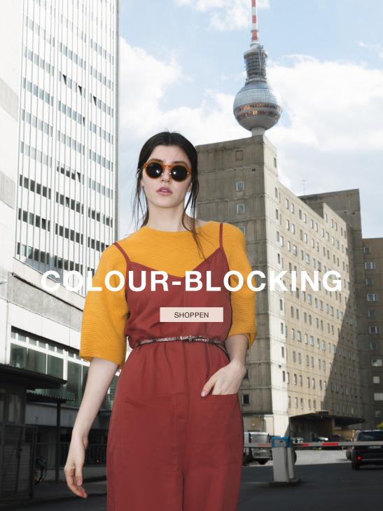 Bold & Bright - Colour-Blocking