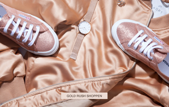 Metallics- Gold Rush