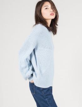 VILA Vilomas Knit Pullover cashmere