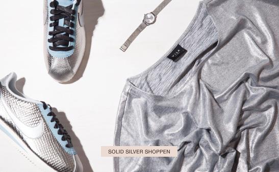 Metallics - Solid Silver