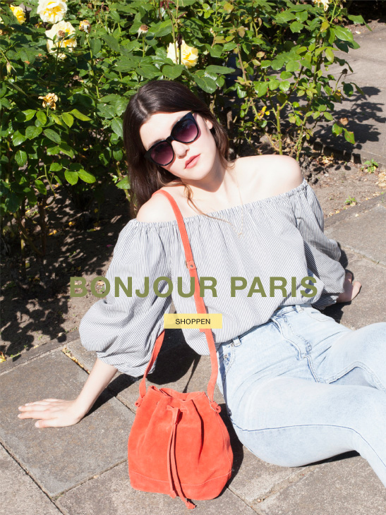 Bonjour Paris - Dress like a Parisian