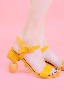 Sandalenzeit!