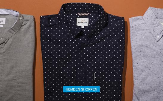 The Shirt Shop - Hemden von Ben Sherman, Nowadays, Topman & Co