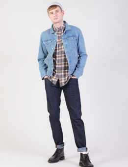 LEE  - Daren Jeans rinse