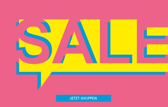 Summer Sale - Jetzt bis zu 50% reduziert