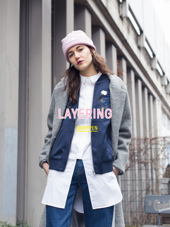 Smart Layering - Dick eingepackt in die Kälte
