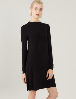 M BY M Fig Freeman Kleid black