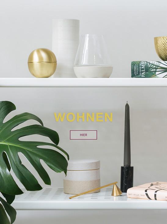 Final Sale Wohnen - Hier gibt´s schöne Wohnaccessoires im Sale