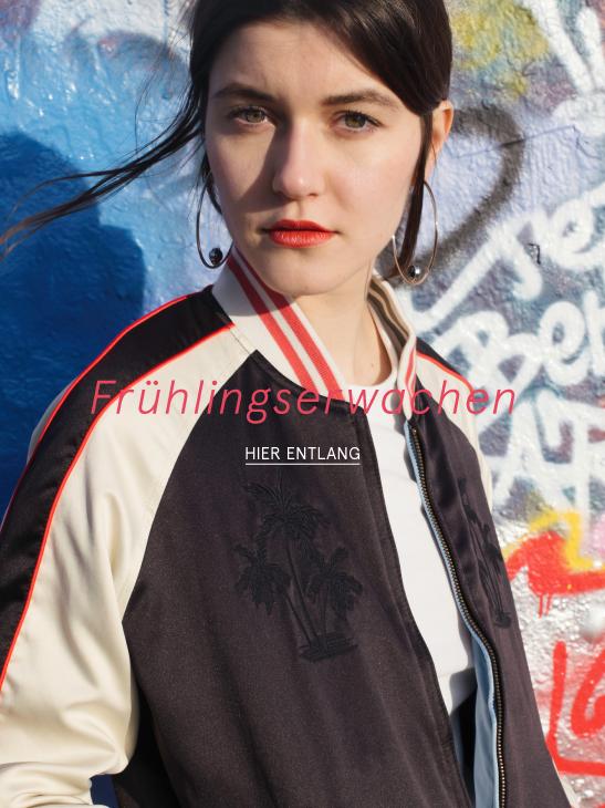 Frühlingserwachen - Souvenir Jackets, All-Over Prints & Pastell