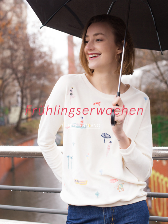 Frühlingserwachen - Souvenir Jackets, All-Over Prints & Pastell