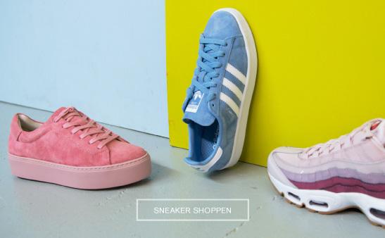 Colourpop Sneaker - Pastellfarbene Sneaker für die neue Saison