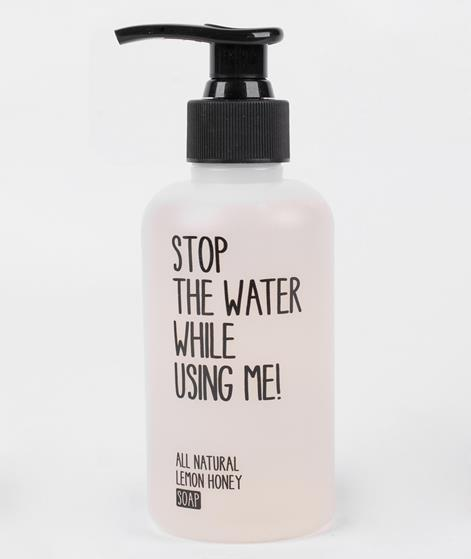 STOP THE WATER Soap Lemon Honey 200ml