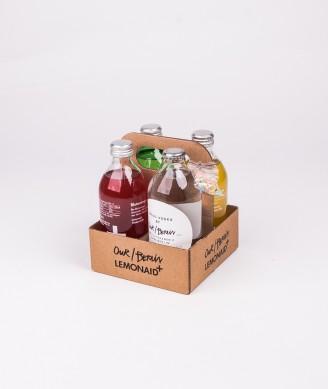OUR/BERLINxLEMONAID Vodka und Limo