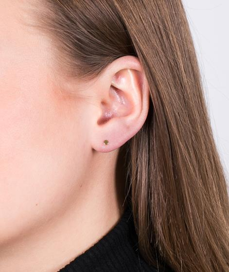 JUKSEREI Punkt Ear Stud gold