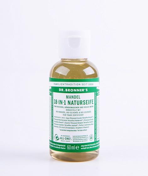 DR.BRONNER`S Liquid Soap Mandel s