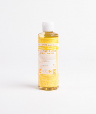 DR.BRONNER`S Liquid Soap Zitrus Orange l