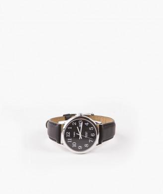 TIMEX Easy Reader Uhr schwarz