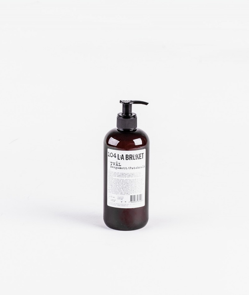 LA BRUKET No. 104 Liquid Soap Bergamot