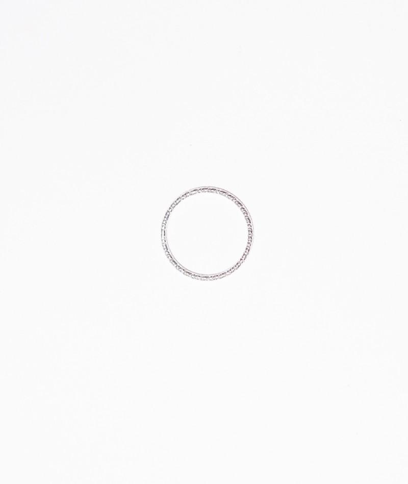 JUKSEREI Sparkling Ring silber