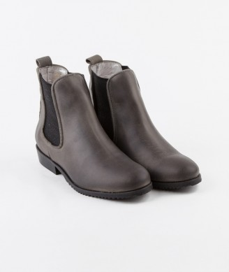 SHOE SHI BAR Elisa Stiefelette grey