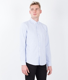 SAMSOE SAMSOE Liam cx 2692 Hemd blue