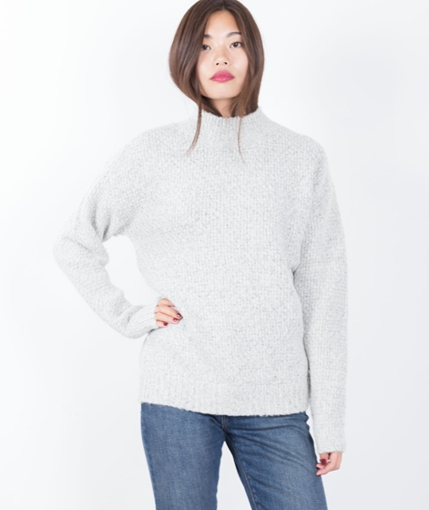 SELECTED FEMME Danna LS Pullover grey
