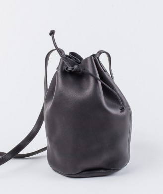 BAGGU Bucket Bag schwarz