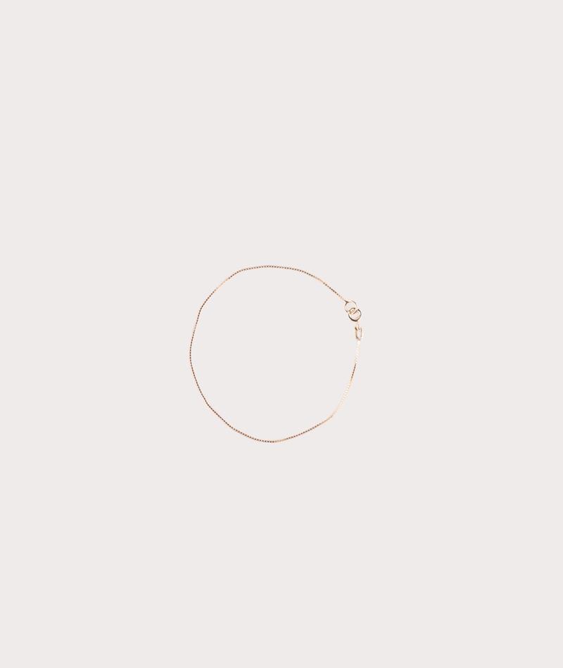 JUKSEREI Petite Armband gold