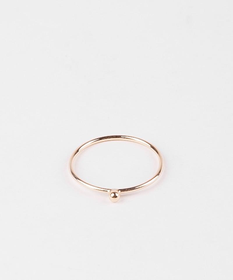 JUKSEREI Pollen Ring gold