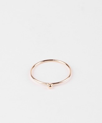 JUKSEREI Pollen Ring gold