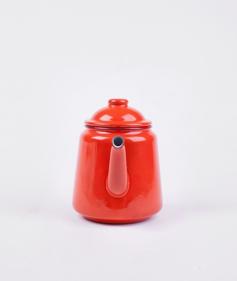 FALCON Teapot pillarbox red