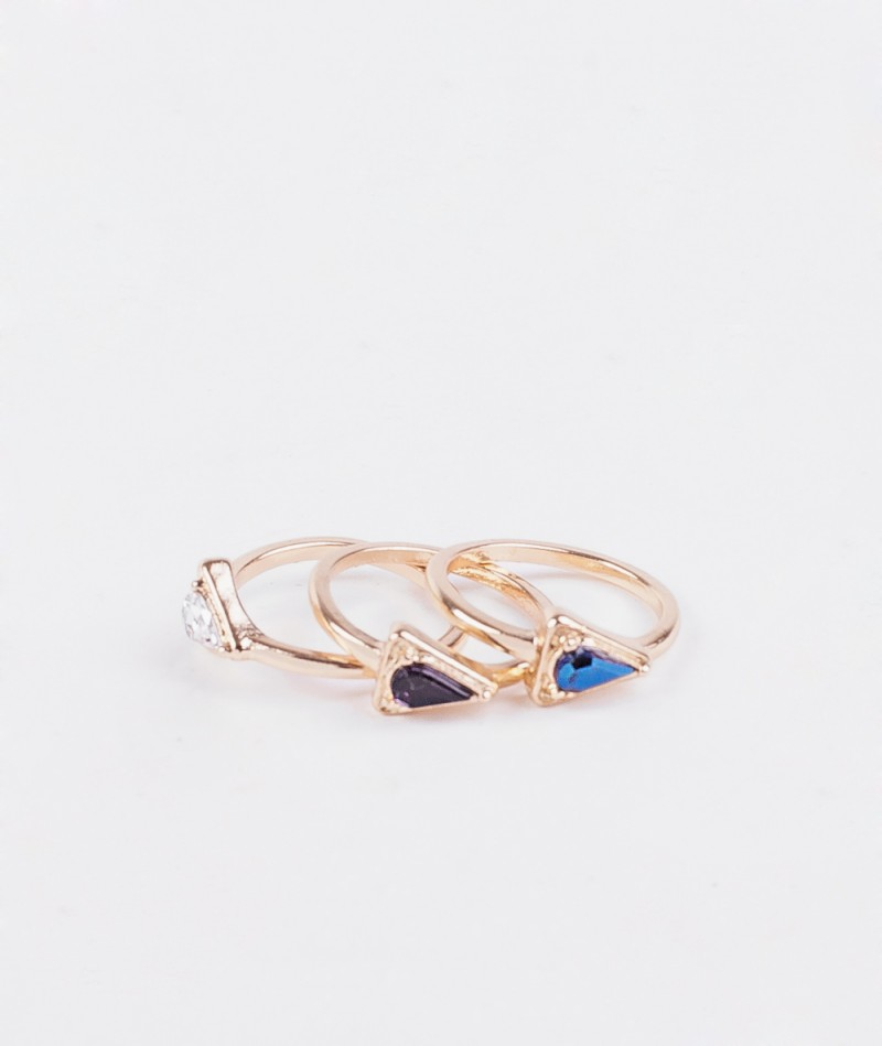 BLIING Ninian Ringe multi