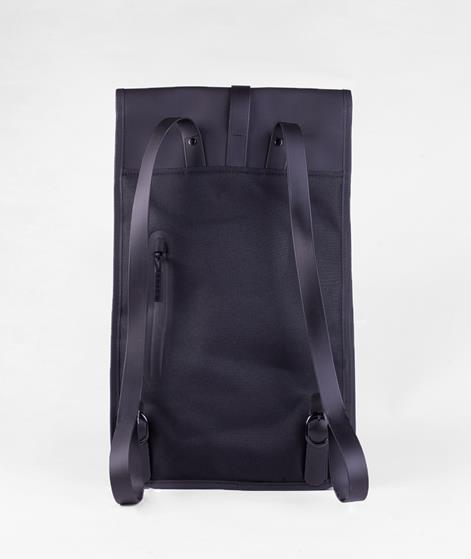 RAINS Backpack Rucksack black