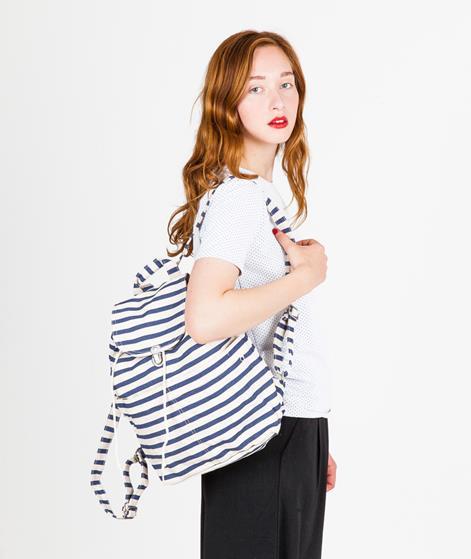 BAGGU Backpack 4 sailor stripe