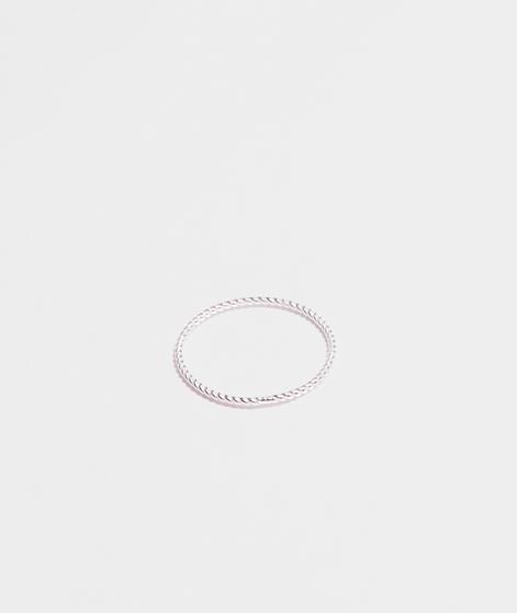 JUKSEREI Spinning Ring silber