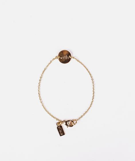 ELLISUE Wish Armband gold