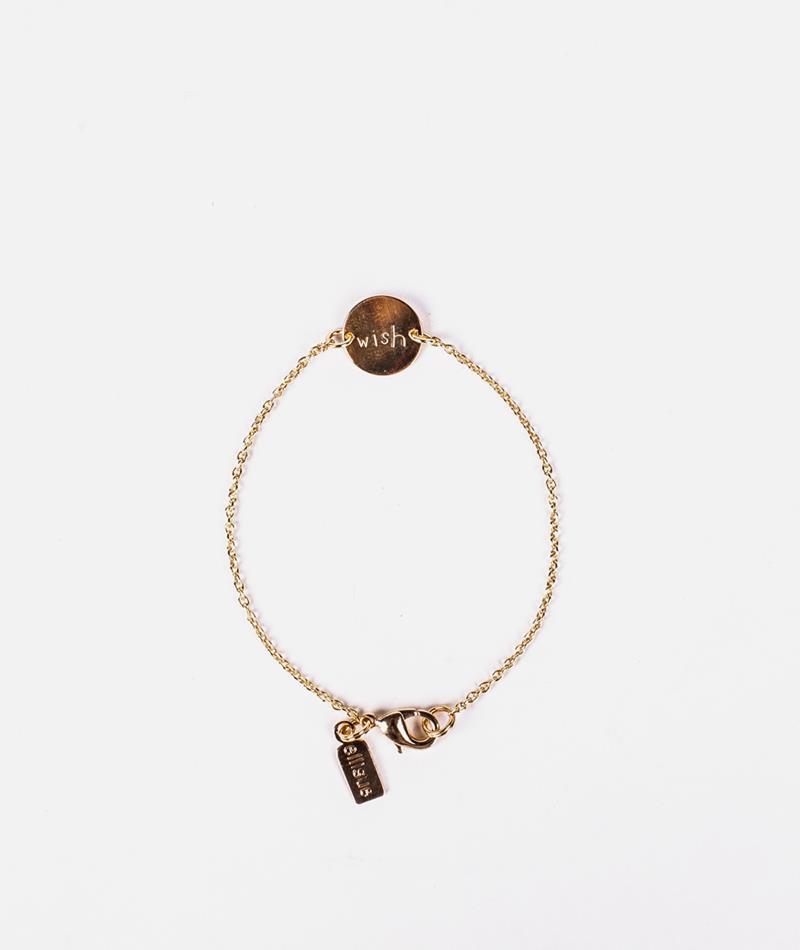 ELLISUE Wish Armband gold