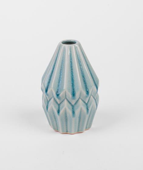 BLOOMINGVILLE Vase sky blue