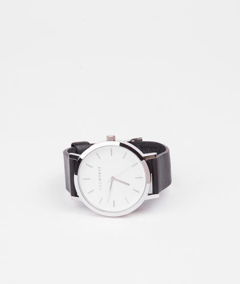 THE HORSE The Original Uhr white black