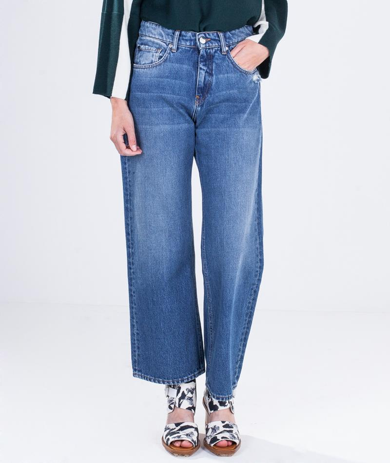 MADS NORGAARD Lucy Jeans used blue