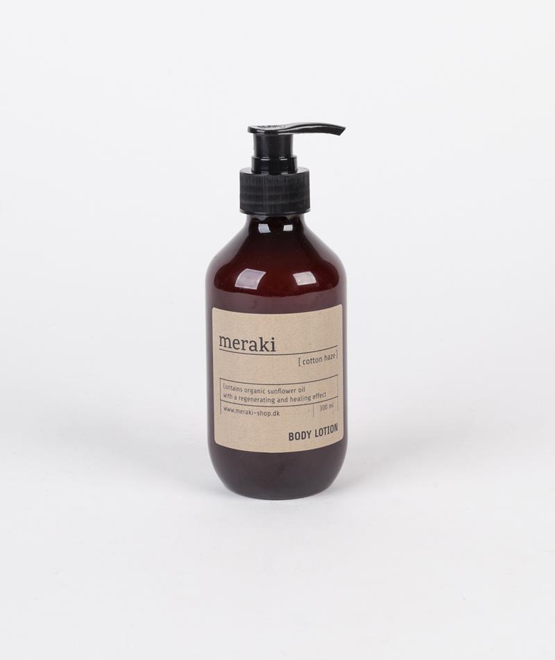 MERAKI Body Lotion cotton haze 300ml