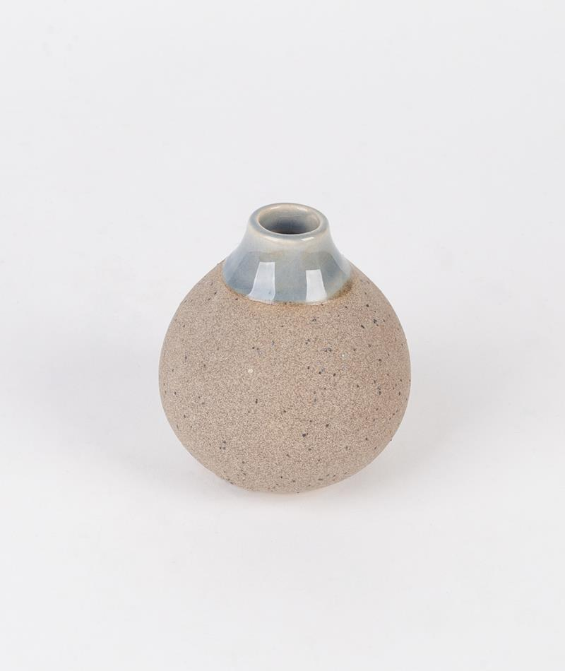 HOUSE DOCTOR Vase three grey