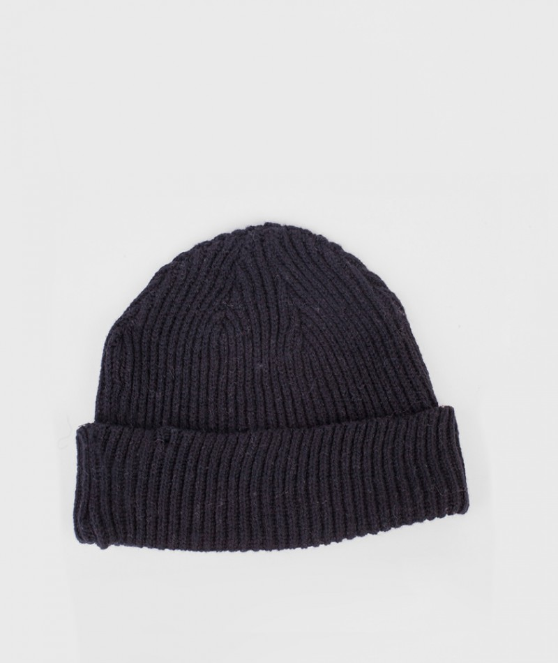 CHEAP MONDAY Beanie Mütze black