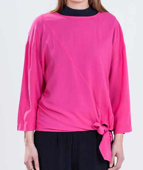 MADS NORGAARD Relaxed Bowina Bluse pink