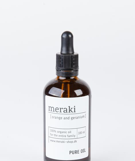 MERAKI Pure Oil orange og geranium 500ml